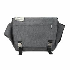 How To Get Functional And Sporty Outdoor Messenger Sling Bag Grey