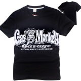 Top 10 Gas Monkey Garage Pattern Mens Summer Short Sleeve T Shirt Casual Style Intl