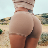 For Sale Gb188 Buttock Lifting Peach Short Leggings Safety Shorts Black