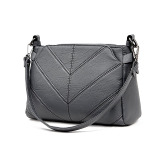 Korean Style Spring And Summer New Style Women S Shell Bag Shoulder Handbag Dark Gray On China