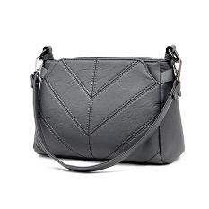 Buy Korean Style Spring And Summer New Style Women S Shell Bag Shoulder Handbag Dark Gray Online