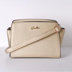 Cheap Geraldine Crossbody Sling Bag Gold