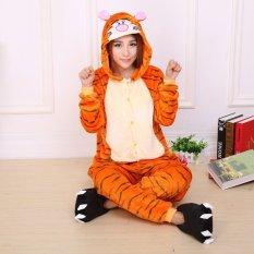 Sale Getek Tigger *d*lt Unisex Pajamas Cosplay Costume Onesie Sleepwear S Xl Yellow China