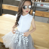 Review Girls Korean Style Dress China