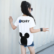 Store Korean Children In The Big Top T Shirt White White Oem On China