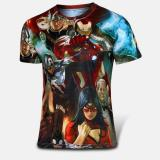 Buy Good Quality Big Size Xs 4Xl Avengers Short Sleeve O Neck Women Men Unisex Hero T Shirt Intl China