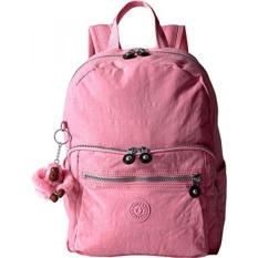 GPL/ Kipling Womens Bern Solid Backpack, Scallopink/ship from USA - intl