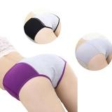 Great Deal Grace Collections Women S 3 Pack Menstrual Period Panties Puerpera Leakproof Briefs Protective Underwear Intl