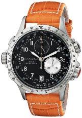 Hamilton Khaki Eto Silver Watch H77612933 Export Shopping