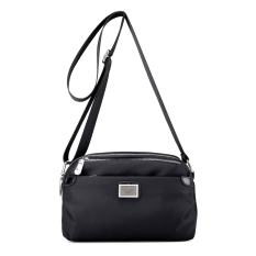 Review Casual Japanese And Korean Style Mini Canvas Bag Women S Bag Black Black On China