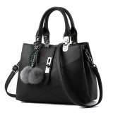 Price Ladies Messenger Diagonal Handbag Black Upgrade Paragraph Online China