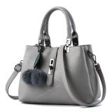 Who Sells Ladies Messenger Diagonal Handbag Light Gray Upgrade Section The Cheapest