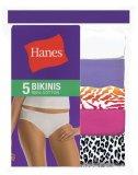 Shop For Hanes Women Cotton B*k*n* Panties 15 Piece Pack