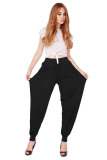 Hanyu Fashion Loose Pants Black Intl Compare Prices