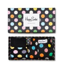 Happy Socks Big Dot Boxer Combo Box Black Blue Green Orange Pink White Yellow Coupon Code