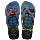Wholesale Havaianas Top Batman V Superman Black Dark Grey Flip Flop Bra 39 40 Intl