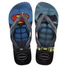 Retail Havaianas Top Batman V Superman Black Dark Grey Flip Flop Bra 39 40 Intl