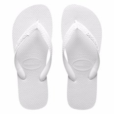 Havaianas Top White Flip Flop Bra 45 46 Intl Havaianas Cheap On United States