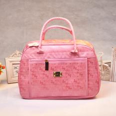 c83f17b1e Korean Style Large Capacity Hello Kitty Cartoon Women's Travel Bag  Single-shoulder Crossbody Bag Carry