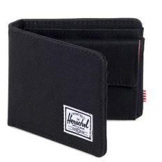 Recent Herschel Roy Coin Wallet Black