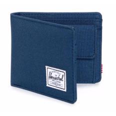 Cheapest Herschel Roy Coin Wallet Navy Online