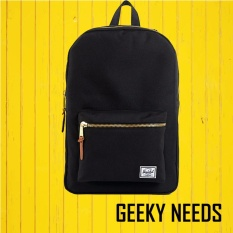 Herschel Settlement Black Backpack 493e47d33d12e