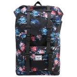 Buy Herschel Supply Co Little America Backpack Classic Size Full Volume 25L Floral Blur Black Herschel Supply Co Cheap