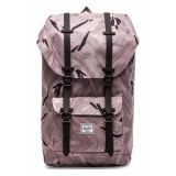 Sale Herschel Supply Co Little America Full Volume Geo Backpack 25L Herschel Supply Co Cheap