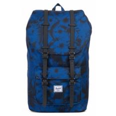 ad47c0646d4 Herschel Supply Co. Little America Full-Volume Jungle Blue Backpack 25L