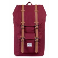 Low Price Herschel Supply Co Little America Full Volume Windsor Wind Backpack 25L