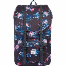 Compare Herschel Supply Co Little America Mid Volume Floral Blr Backpack 16 5L Prices