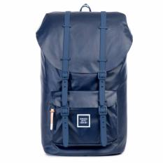 Price Herschel Little America Limited Collection Poly Coat Backpack Full Volume 25L Singapore