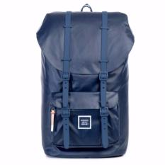 Shop For Herschel Supply Co Little America Studio Poly Coat Backpack Full Volume Navy 25L