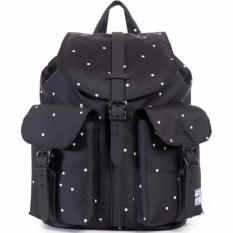 Sale Herschel Supply Co Mini Size Dawson Backpack Scattered Black Black Rubber Singapore Cheap