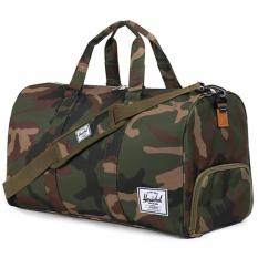 Herschel Supply Co Novel Duffel Bag Camo 42 5L On Singapore