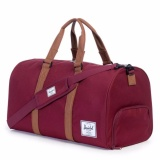 Compare Price Herschel Supply Co Novel Duffel Bag Maroon 42 5L Herschel Supply Co On Singapore