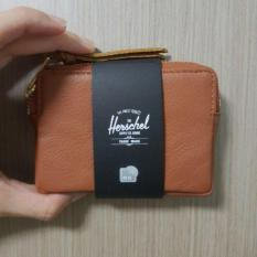 Who Sells The Cheapest Herschel Supply Co Oxford Leather Wallet Online