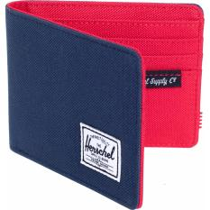 Herschel Supply Co. Roy Wallet - Navy Red