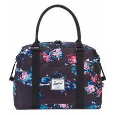 Price Herschel Supply Co Strand Duffel Bag Floral Blr 28 5L Herschel Supply Co New