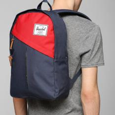 Best Deal Herschel Supply Parker Backpack Red Navy