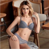 Review Hghisyu New 2017 Lace Black Push Up Bra Set Top A B C Cups Underwear Women Lingerie Panties And Bra Sets 9190 Intl China