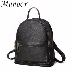 Where To Shop For High Quality 100 Genuine Cow Leather Women Backpack Shoulder Bags Beg Kulit Tulen Tas Kulit Asli Tui Da Chinh Hang กระเป๋าหนังแท้ Intl