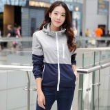 Purchase High Quality Fast Delivery Ladies Men S Outdoor Sports Jacket Casual Thin Coat Waterproof Sun Uv Light And Light Windbreaker Quick Drying Jacket Grey Intl Online