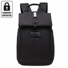 Price Comparisons Of High Quality Multifunctional Anti Theft Men Backpacks Fashion Business Laptop Bags Waterproof Travel Schoolbags Intl