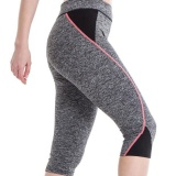 Top 10 High Waist Fitness Yoga Sport Pants Stretch Cropped Leggings Intl