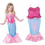 Top 10 Hot G*Rl Kids Swimmable Mermaid Tail B*K*N* Swimsuit Swimming Costume Age 4 12Y Intl