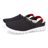 Purchase Hot Summer Mens Boys Slipper Mesh Sports Sandals Breathable Flats Beach Shoes Export