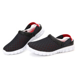 Best Deal Hot Summer Mens Boys Slipper Mesh Sports Sandals Breathable Flats Beach Shoes Export Intl