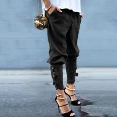 Buy Hot Women Harem Pants Zanzea Fashion Summer Autumn Casual Loose Elastic Waist Long Pants S*xy Leisure Trousers Plus Size Intl Zanzea Original