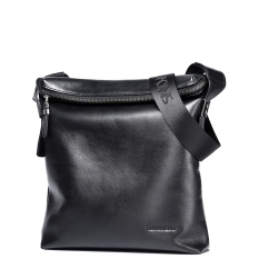 Who Sells The Cheapest Imported Sammons Men Real Genuine Cowhide Leather Purse Messenger Shoulder Cross Body Bag Flap Black Online